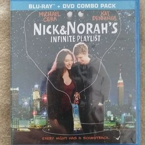 Other - Nick and Norah's Infinite Playlist CD and Blu-ray